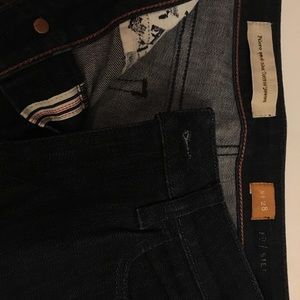 Anthropologie Flare Pilcro jeans